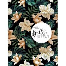 Lifestyle boek MIJN BULLET JOURNAL BLACK FLOW