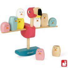janod Speelgoed Evenwichtsspel flamingo