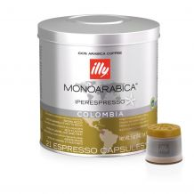 illy Iperespresso koffiecapsules Arabica Selection Colombia