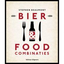 KOOKBOEK BIER & FOODCOMBINATIES