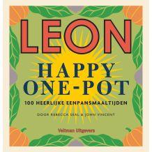 Kookboek Leon Happy one-pot