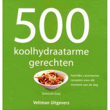 Kookboek 500 koolhydraatarme gerechten