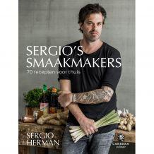 Kookboek SERGIO'S SMAAKMAKERS