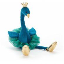 Knuffel Fancy peacock large