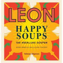 KOOKBOEK LEON HAPPY SOUPS