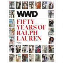 LIFESTYLE BOEK WWD-Fifty years of Ralph Laure