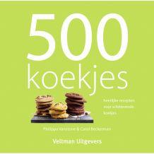 Kookboek 500 koekjes