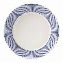 royal doulton Pasta bord Pacific Dots