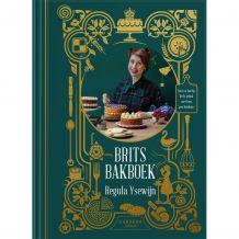 Kookboek BRITS BAKBOEK