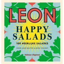 KOOKBOEK LEON HAPPY SALADS