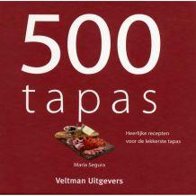 KOOKBOEK 500 TAPAS