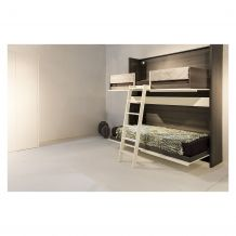 boone Stapel opklapbed Loft Twins