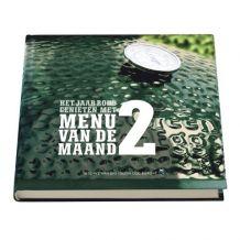 big green egg Kookboek Menu of the Month 2