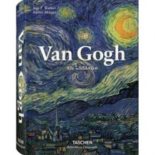 Lifestyle boek VINCENT VAN GOGH