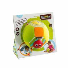 happy baby Speelgoed Lights n music fun ball