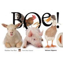 Kinderboek Voelboek boe!