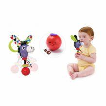 happy baby Speelgoed Shake me rattle donkey