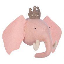kidsdepot Decoratie Zoo princess elephant