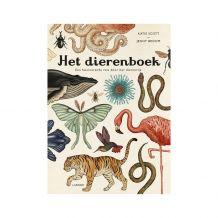 Kinderboek HET DIERENBOEK