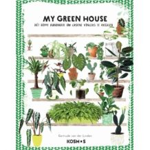 Lifestyle boek MY GREEN HOUSE
