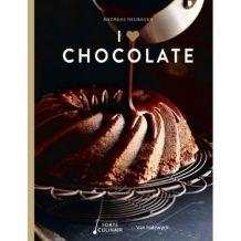 Kookboek I LOVE CHOCOLATE