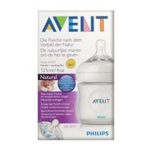 avent Zuigfles 125 ml incl. speen