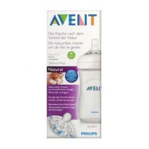 avent Zuigfles 260 ml incl. speen