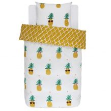 covers en co overtrek 1 pers Pineapple