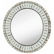 homeland Spiegel Mirror Glass/Oval
